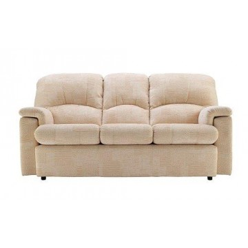 G Plan Chloe Fabric - 3 Seater Sofa