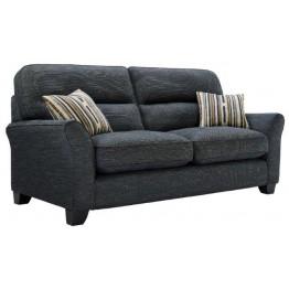 G Plan Gemma Fabric - 3 Seater Sofa
