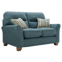G Plan Gemma Fabric - 2 Seater Sofa