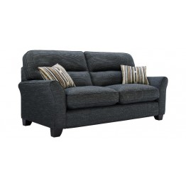 G Plan Gemma Fabric - 3 Seater Sofa