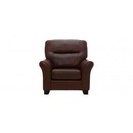 G Plan Gemma Leather - Armchair