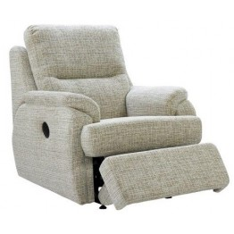 G Plan Hartford Fabric - Manual Recliner