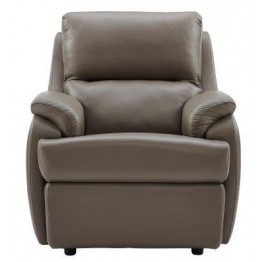G Plan Hartford Leather - Powered Recliner