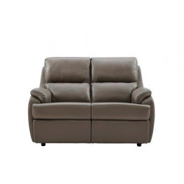 G Plan Hartford Leather - 2 Seater Sofa