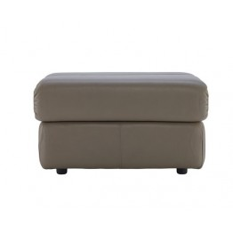 G Plan Hartford Leather - Storage Footstool