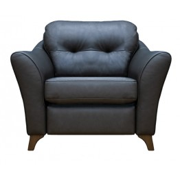 G Plan Hatton Chair in Leather
