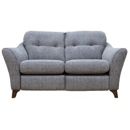 G Plan Hatton 2 Seater Sofa in Leather