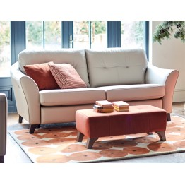 G Plan Hatton 3 Seater Sofa in Leather