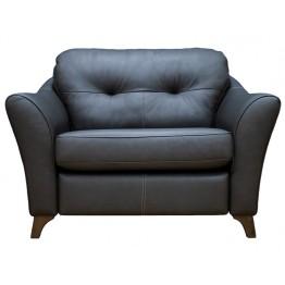 G Plan Hatton Snuggler in Leather
