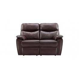 G Plan Henley Leather - 2 Seater Sofa