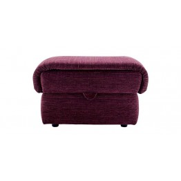 G Plan Henley Fabric - Storage Footstool