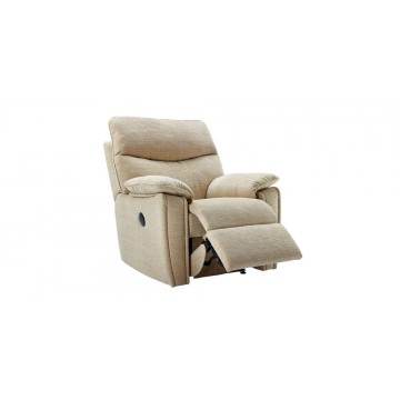 G Plan Henley Fabric - Powered Recliner