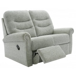 G Plan Holmes 2 Seater Manual Double Recliner Sofa