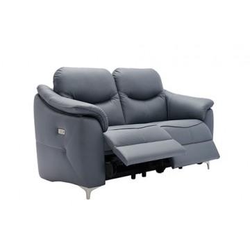 G Plan Jackson 2 Seater Power Reclining Sofa