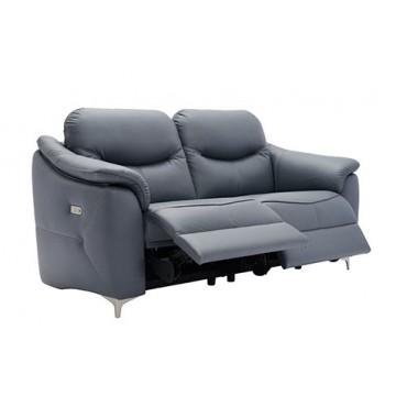 G Plan Jackson 3 Seater Manual Reclining Sofa