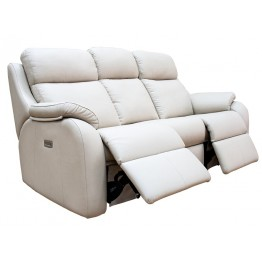 G Plan Kingsbury 3 Seater Power Recliner Sofa - * SPECIAL OFFER*  SAME PRICE AS MANUAL VERSION UNTIL 2nd JUNE 2021!