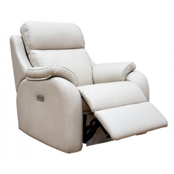 G Plan Kingsbury Power Recliner - (Call us on 01283 740004 about having this power recliner but priced as a manual version - Offer ends 4th Nov 2020)