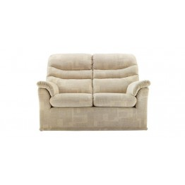G Plan Malvern Fabric - 2 Seater Powered Recliner Sofa Double