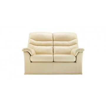 G Plan Malvern Leather - 2 Seater Sofa