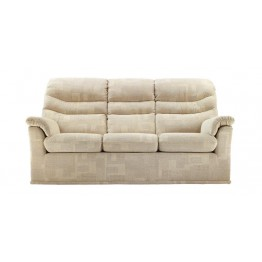 G Plan Malvern Fabric - 3 Seater Sofa