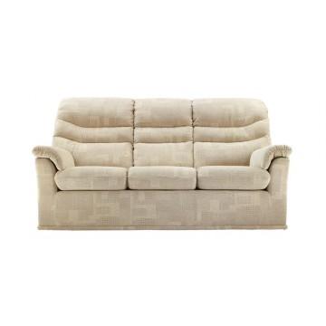 G Plan Malvern Fabric - 3 Seater Sofa