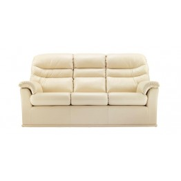 G Plan Malvern Leather - 3 Seater Sofa