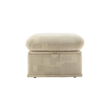 G Plan Malvern Fabric - Footstool
