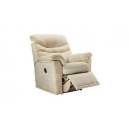 G Plan Malvern Fabric - Powered Recliner - * SPECIAL OFFER*  SAME PRICE AS MANUAL VERSION UNTIL 2nd JUNE 2021!