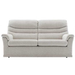 G Plan Malvern Fabric - 3 Seater Sofa (2 Cushions Version)