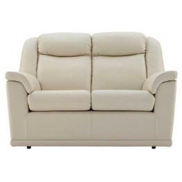 G Plan Milton Leather  - 2 Seater Power Recliner Sofa Double