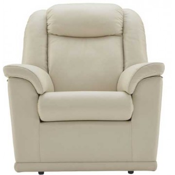 G Plan Milton Leather  - Armchair