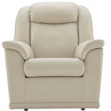 G Plan Milton Leather  - Armchair