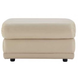 G Plan Milton Leather  - Storage Footstool