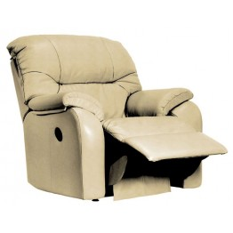 G Plan Mistral Leather - Small Powered Recliner - SPECIAL PRICE UNTIL 26th FEBRUARY 2021 !