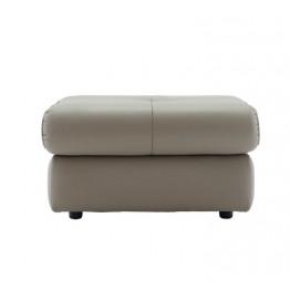 G Plan Newton Leather Footstool (Fixed)