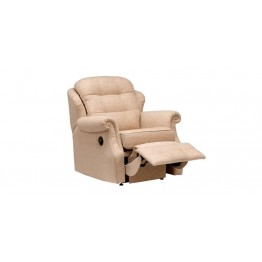 G Plan Oakland Fabric - Manual Recliner