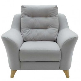 G Plan Pip Fabric - Armchair
