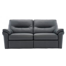 G Plan Seattle 2.5 Seater Sofa in Leather
