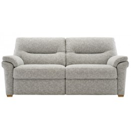 G Plan Seattle Power Recliner 3 Seater Sofa in Fabric - SPECIAL PRICE UNTIL 26th FEBRUARY 2021 !