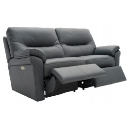 G Plan Seattle Manual Recliner 2.5 Seater Sofa in Leather