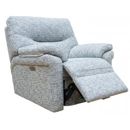 G Plan Seattle Power Recliner in Fabric