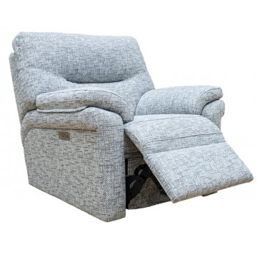 G Plan Seattle Manual Recliner in Fabric