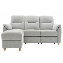 Modular Item - G Plan Spencer LHF Chaise Unit - Fabric
