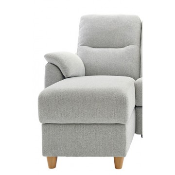 Modular Item - G Plan Spencer LHF Chaise Unit - Fabric