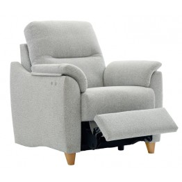 G Plan Spencer Electric Recliner - Fabric