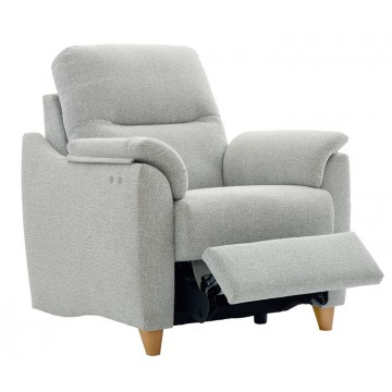 G Plan Spencer Electric Recliner - Leather