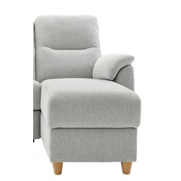 Modular Item - G Plan Spencer RHF Chaise Unit - Fabric