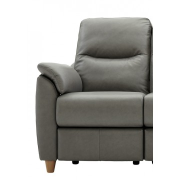 Modular Item - G Plan Spencer LHF Electric Recliner Unit - Leather