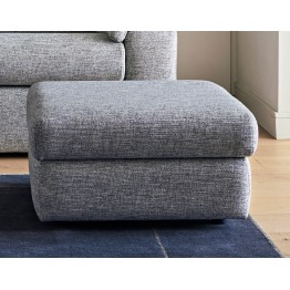 G Plan Taylor Fabric - Footstool Storage