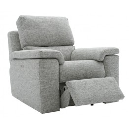 G Plan Taylor Fabric - Electric Recliner Chair
